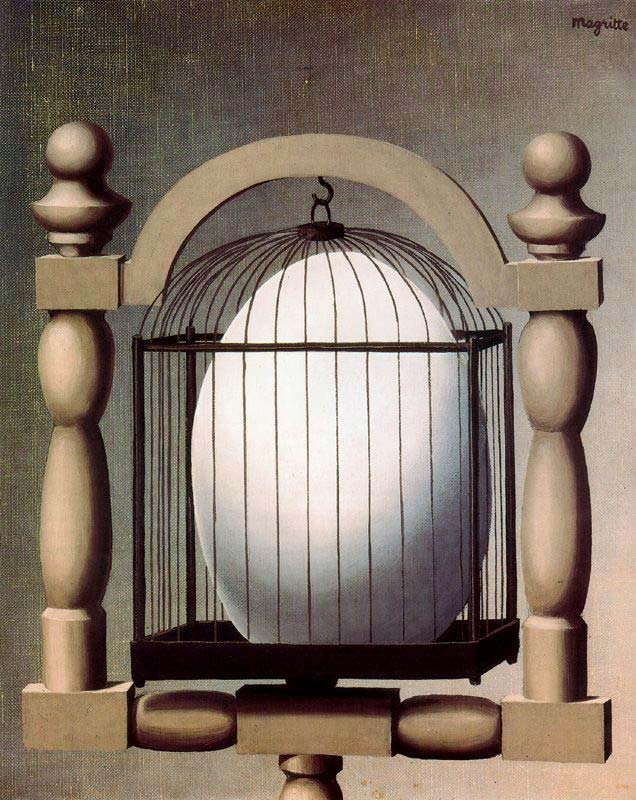 Magritteelective-affinities33
